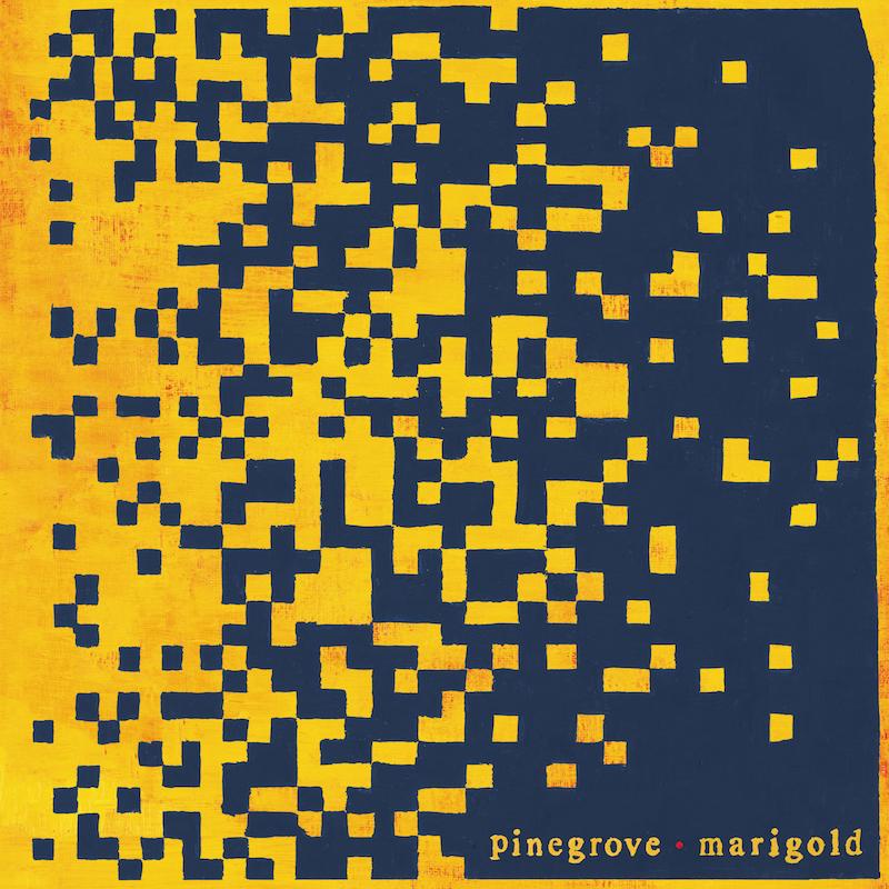 pinegrove marigold album artwork cover Pinegrove announce new album Marigold, share Phase: Stream