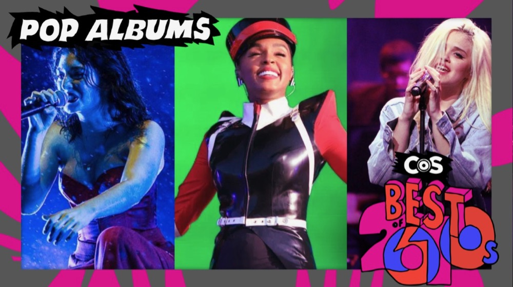 The Top 25 Pop Albums of the 2010s