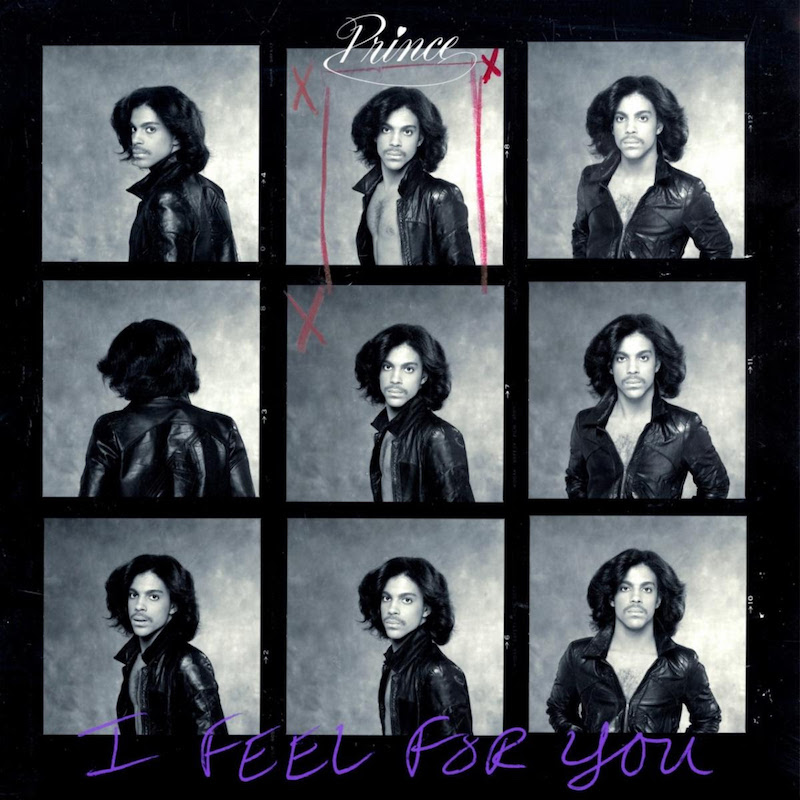 prince feel for you demo artwork Princes acoustic demo of I Feel for You unearthed from vault: Stream