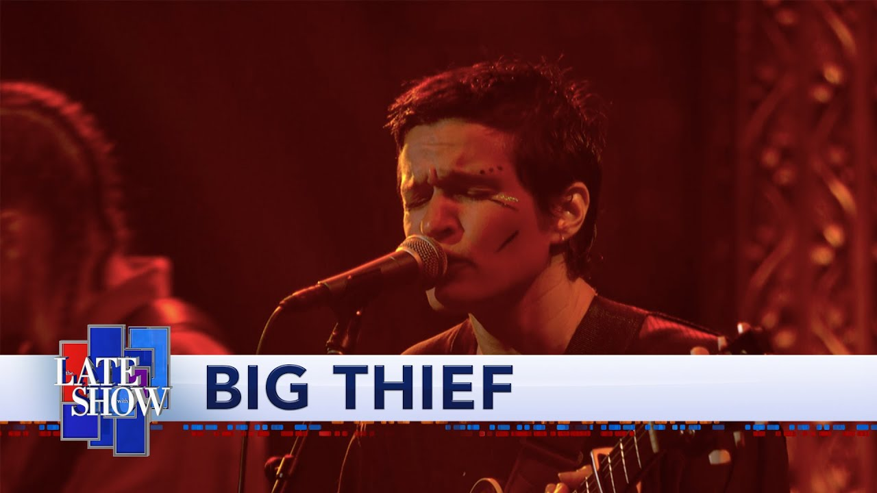 "Big Thief perform ""Not"" on Colbert: Watch"