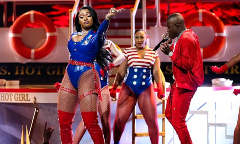 Watch Megan Thee Stallion and DaBaby Perform at 2019 BET Hip-Hop Awards |  Consequence of Sound