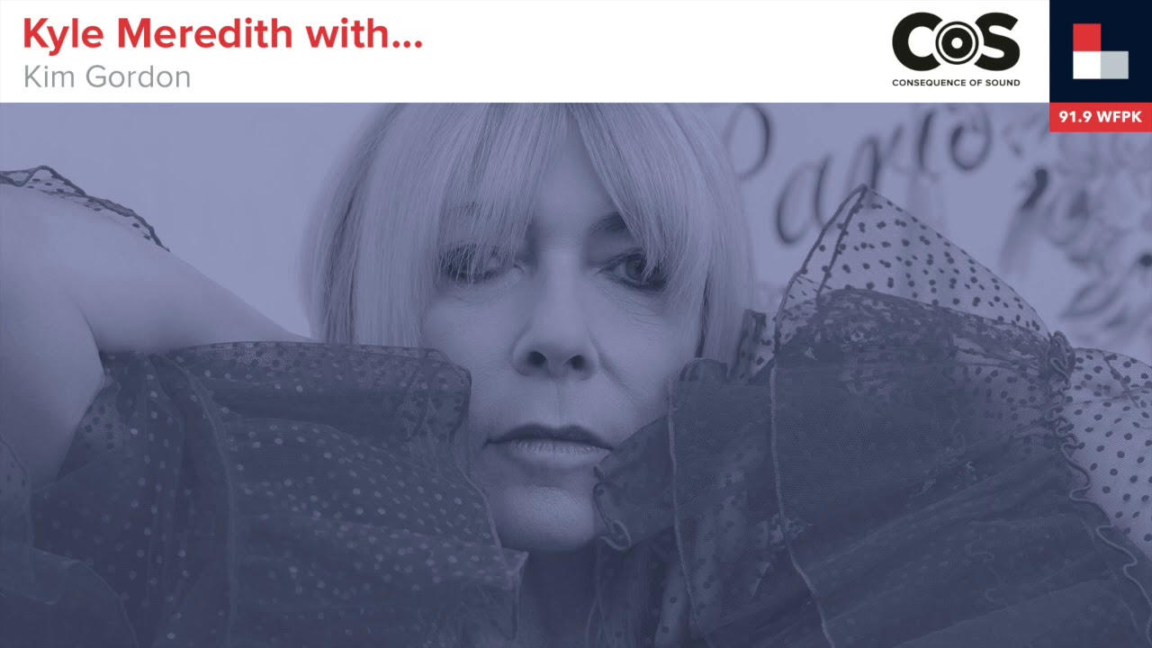 Kim Gordon on Her Love for '80s Hip-Hop and Fleetwood Mac
