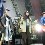 vampire weekend this life haim hollywood bowl video