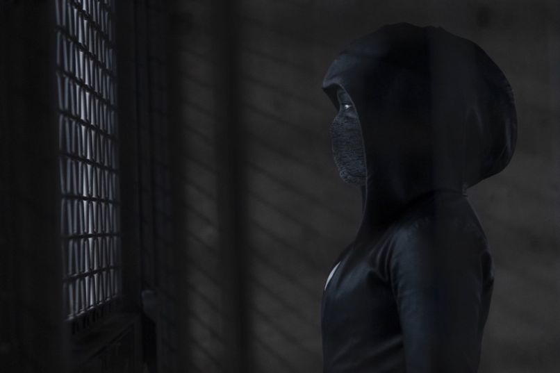 Regina King in Watchmen (HBO)