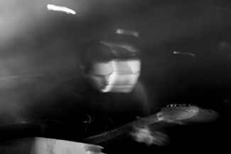 Chelsea Wolfe collaborator Ben Chisholm at Brooklyn Steel