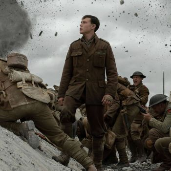 1917, Sam Mendes, World War I, George MacKay, Sam Mendes, War