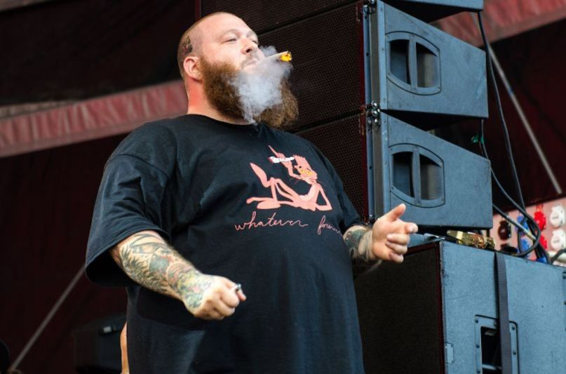 Alchemist produced Lamb Over Rice EP Action Bronson, photo by Ben Kaye