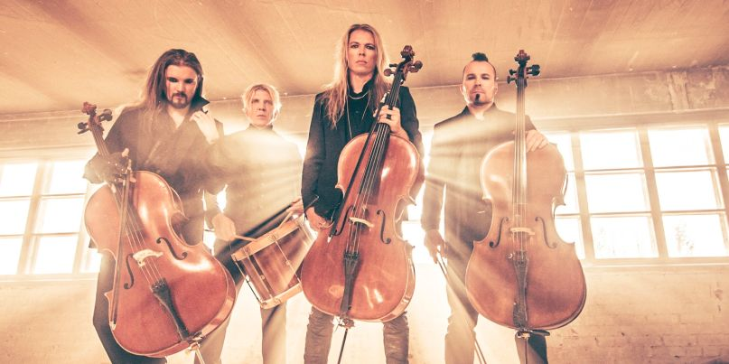 Apocalyptica North American Tour