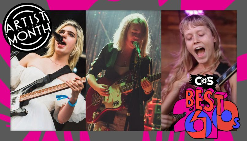 Artists of the Month Best of the 2010s Decade Feature Snail Mail Sego Bethlehem Steel Sunflower Bean Alice Phoebe Lou EarthGang Matthew E White