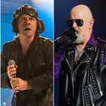 Rob Halford dreamed of Big 4 of UK
