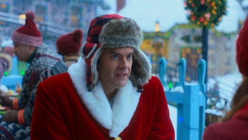 Bill Hader, Noelle, Disney Plus, Christmas Movie