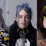 Billie Eilish Vanity Fair interview third year three