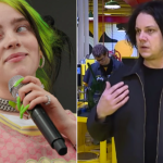 Billie Eilish and Jack White