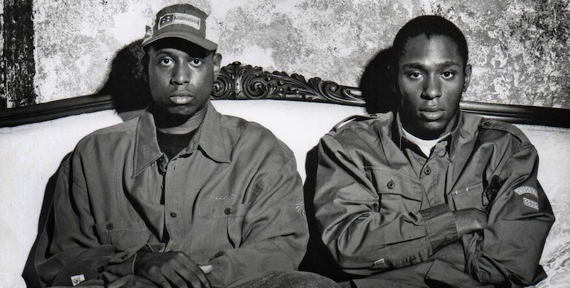 """Talib Kweli says Madlib-produced Black Star reunion album is done: """"That's a confirmed thing"""""""