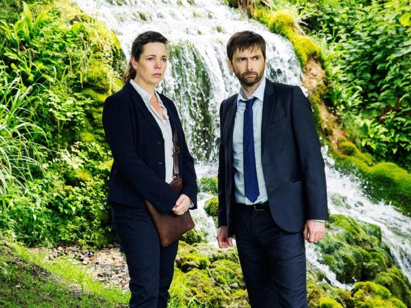 Olivia Colman, David Tennant, BBC