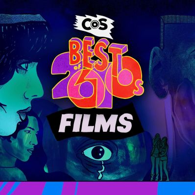 The Top 100 Films of the 2010s, artwork by Steven Fiche