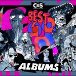 The Top 100 Albums of the 2010s, artwork by Steven Fiche