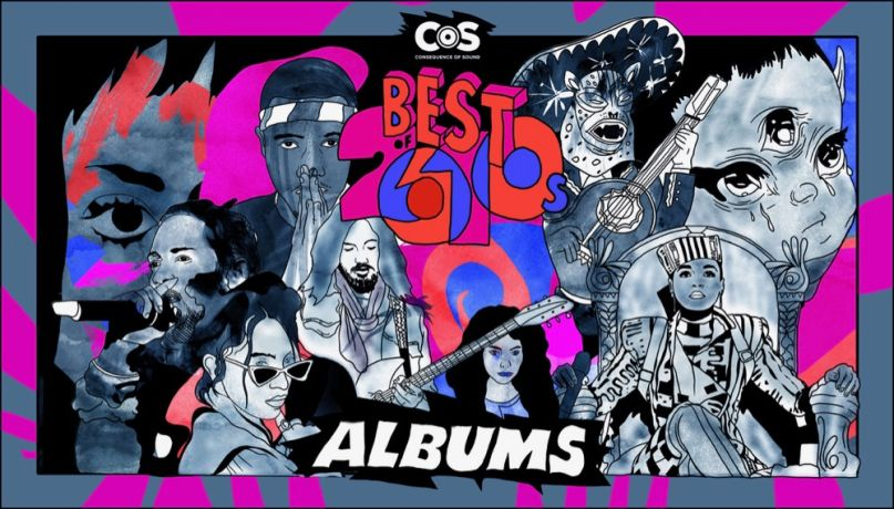 Best Rock Albums 2020.The 100 Top Albums Of The 2010s Consequence Of Sound