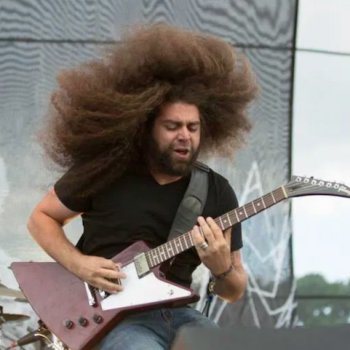 Coheed and Cambria S.S. Neverender Cruise Sixthman