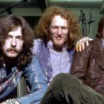 Cream with Eric Clapton