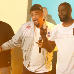 De La Soul with DJ Shadow on Kimmel