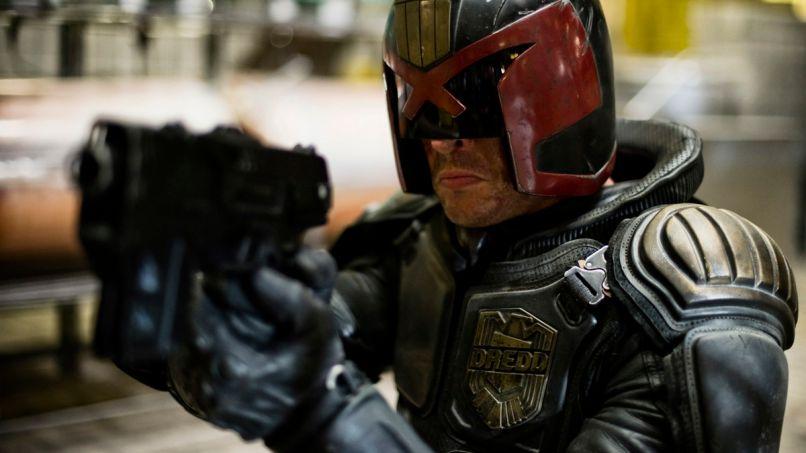 Dredd, Karl Urban, Comic Book Movie