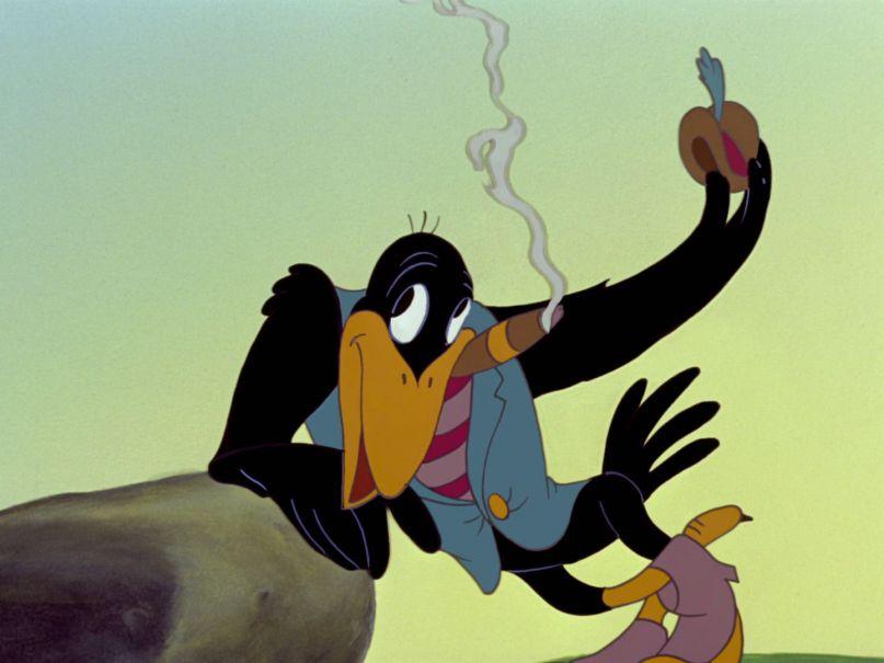 Dumbo's Jim Crow scene