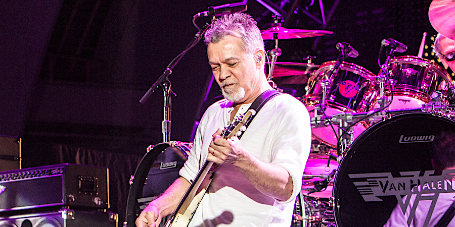 Eddie Van Halen hospitalized due to complications from cancer drugs: Report