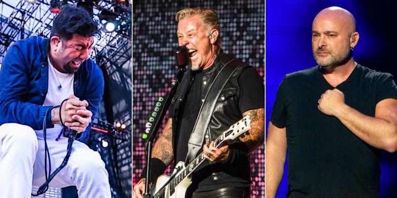 Disturbed New Album 2020.Epicenter 2020 Festival Lineup Metallica Deftones