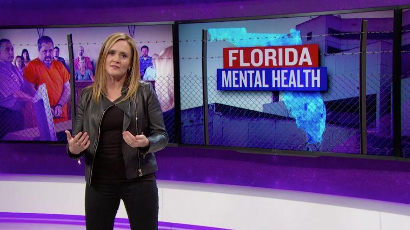 Samantha Bee, Florida, TBS, Full Frontal
