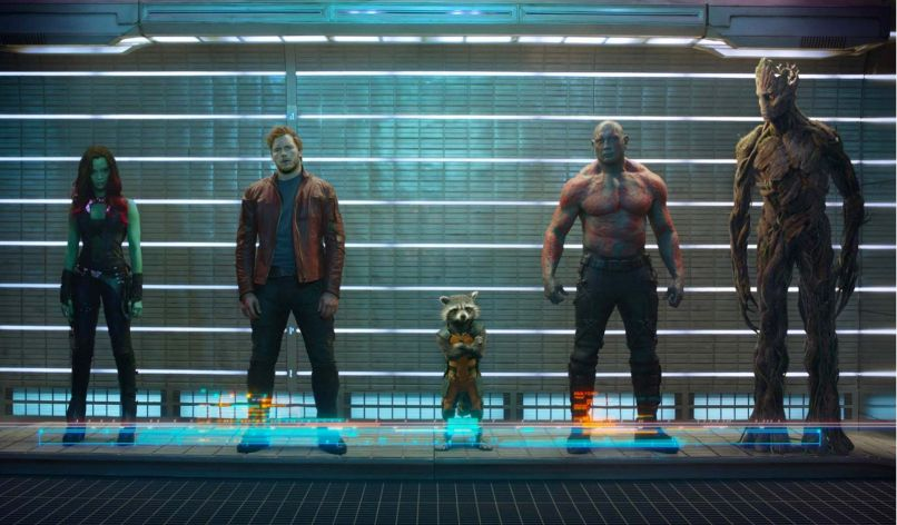 Guardians of the Galaxy, Chris Pratt, Marvel, Comic Book Movies