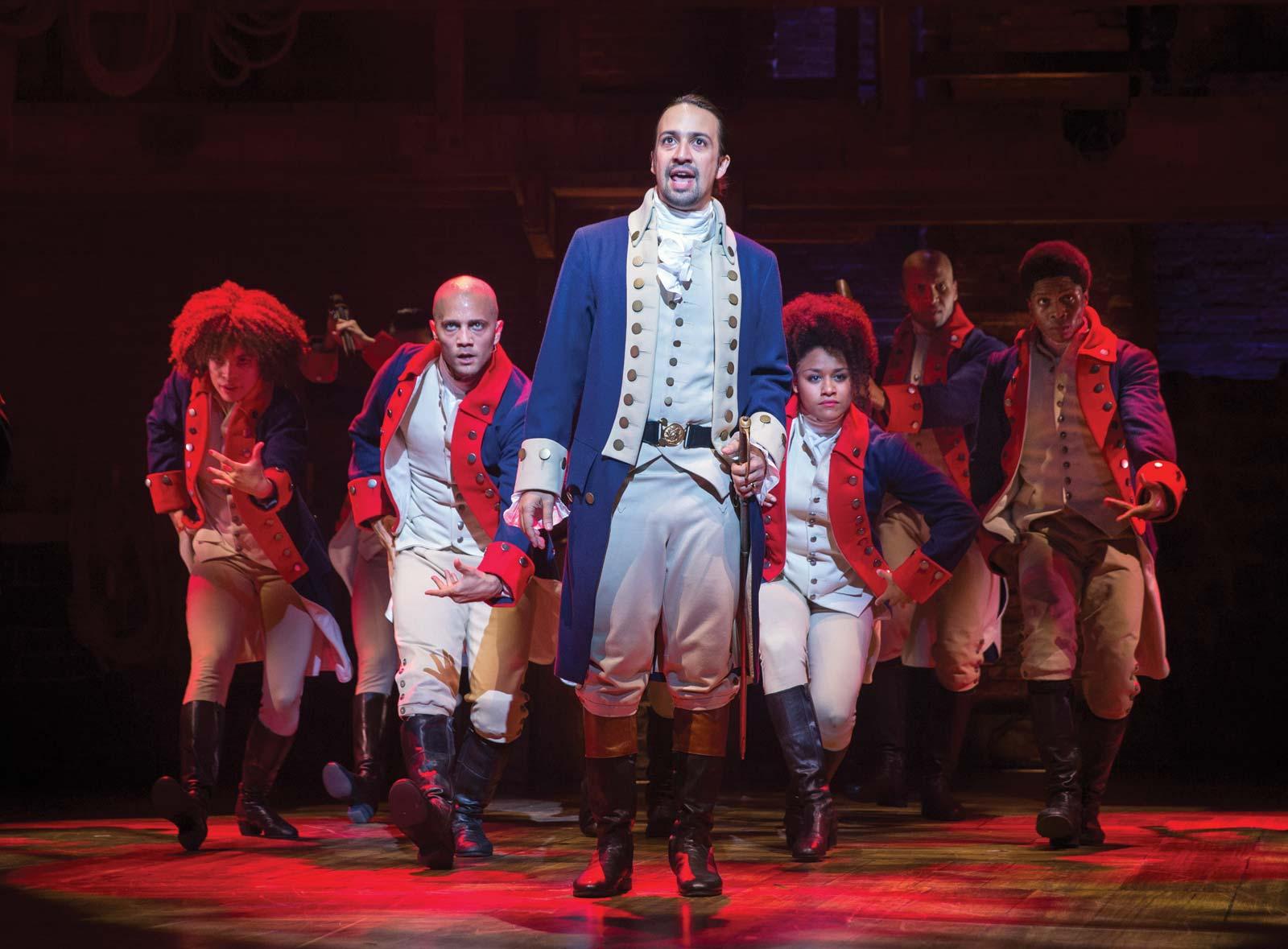 Hamilton Recalls the American Ideals History Failed to Deliver