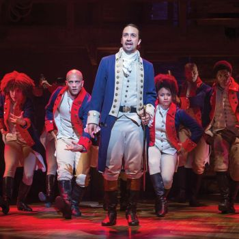 Hamilton on Broadway