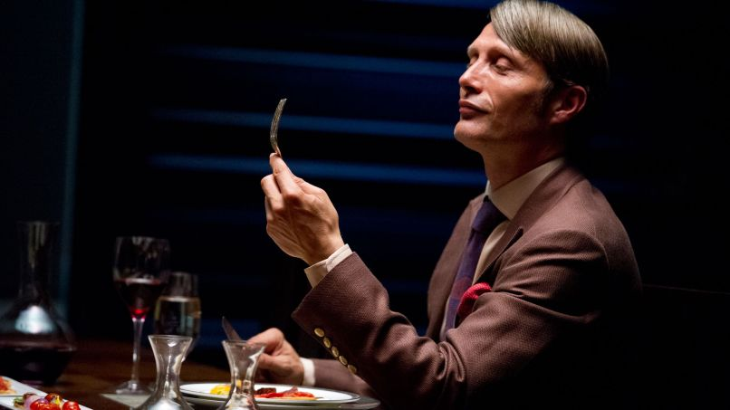 Mads Mikkelsen, Hannibal, NBC