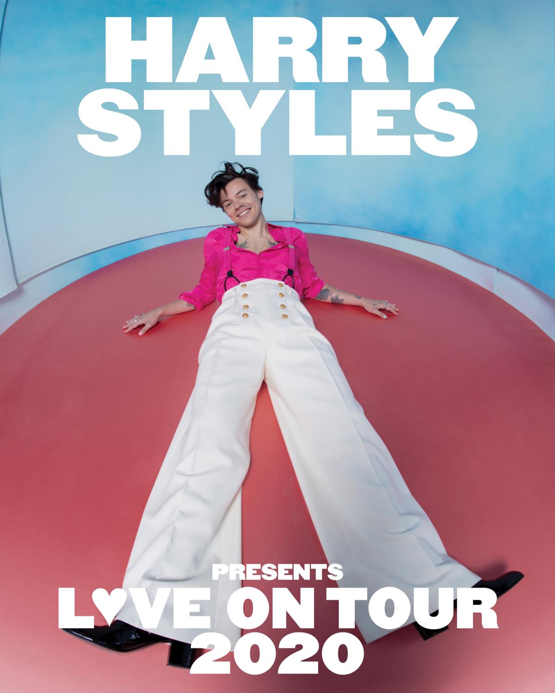 Harry Styles 2020 tour