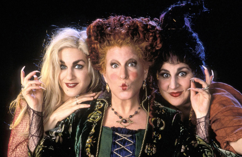 "Sarah Jessica Parker says original witches ""have all said yes"" to Hocus Pocus 2 - Consequence of Sound"