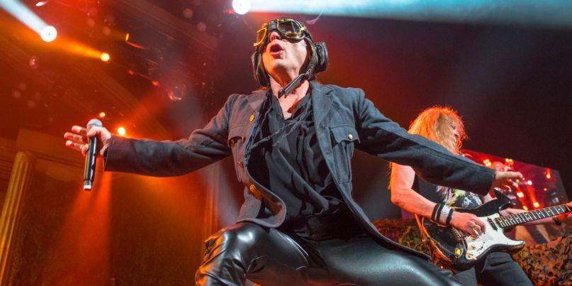 Iron Maiden Tour 2020 Usa.Iron Maiden Announce 2020 Legacy Of The Beast Tour Dates