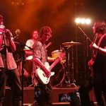 Julian Casablancas joins The Raconteurs in Mexico City