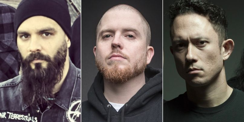 Jasta Unveils New Songs Featuring Trivium And Killswitch Engage