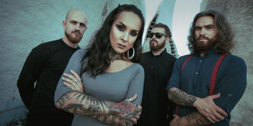 Jinjer - Beyond the Boys Club