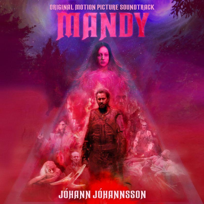 Jóhann Jóhannsson Mandy 2018 Top 25 Film Scores of the 2010s
