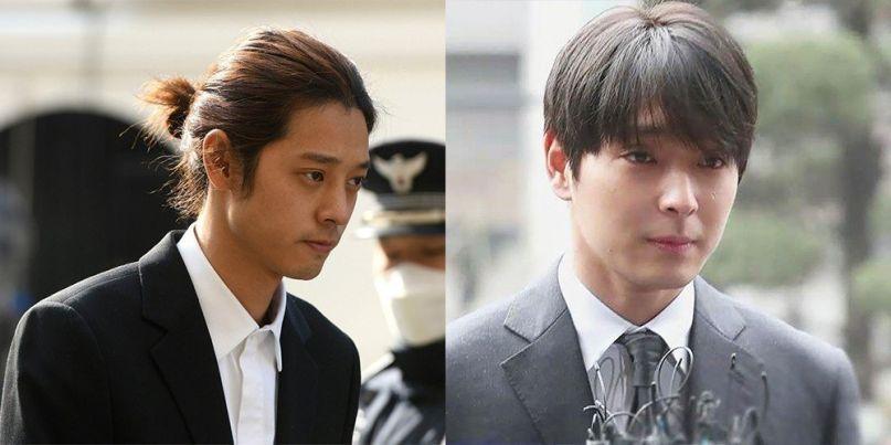 Jung Joon-young and Choi Jong-hoon