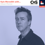 Kyle Meredith With, Edward Norton, Radiohead, Thom Yorke, Motherless Brooklyn
