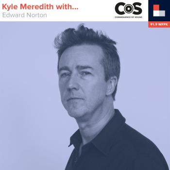 Kyle Meredith With, Edward Norton, Radiohead, Thom Yorke, Motherless Brooklyn