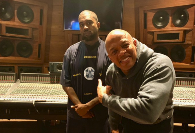 Kanye West teases Jesus Is King Part II with Dr. Dre - Consequence of Sound