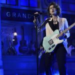 King Princess on SNL