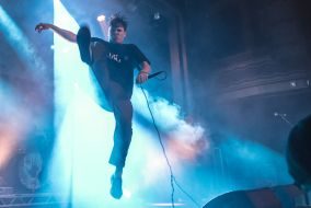 Knocked Loose at NYC's Webster Hall