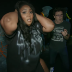 Lizzo Haunted House The Ellen DeGeneres Show Average Andy Halloween