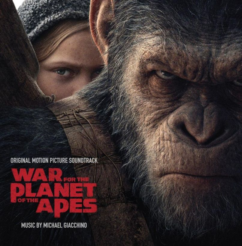 Michael Giacchino War of the Planet of the Apes 2018 Top 25 Film Scores of the 2010s