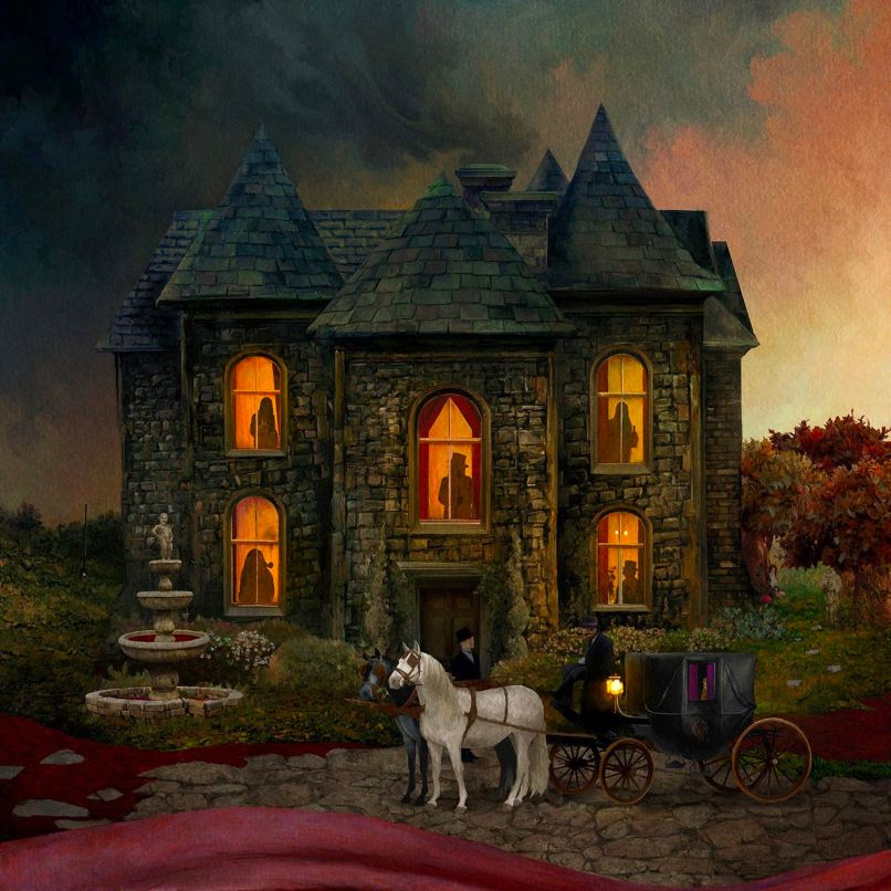 Opeth - In Cauda Venenum